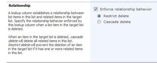 Relationship Behavior